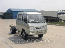 福田牌BJ1020V3AV4-E1型载货汽车底盘