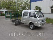 Foton BJ1030V3AL4-H2 dual-fuel truck chassis