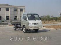 福田牌BJ1020V3JL4-K1型两用燃料载货汽车底盘