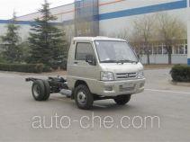 福田牌BJ1030V3JV3-AC型载货汽车底盘