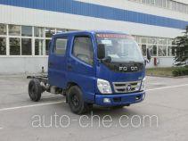福田牌BJ1031V3AD3-AB型载货汽车底盘