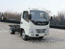 福田牌BJ1031V3JD4-AB型载货汽车底盘