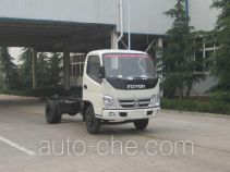 Foton BJ1031V3JL4-AA dual-fuel truck chassis