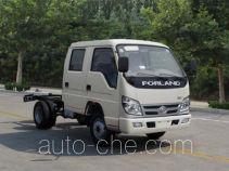 福田牌BJ1032V3AB3-A6型载货汽车底盘