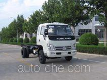 福田牌BJ1032V3PB3-A5型载货汽车底盘