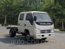 Foton BJ1032V4AV5-D6 truck chassis