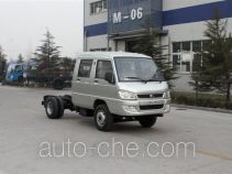 福田牌BJ1032V4AV5-X1型载货汽车底盘