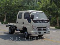 福田牌BJ1032V5AB5-A3型载货汽车底盘