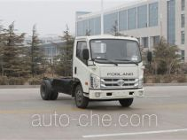 Foton BJ1033V3JL6-D1 dual-fuel truck chassis