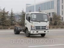 福田牌BJ1033V4JDA-B1型载货汽车底盘