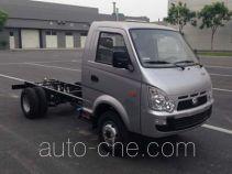 Heibao BJ1025D10FS light truck chassis