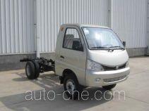 Heibao BJ1026D50GS light truck chassis