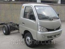 Heibao BJ1026D50JS light truck chassis