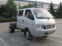 Foton BJ1036V3AL6-K7 dual-fuel truck chassis
