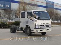 福田牌BJ1036V3AV5-N3型载货汽车底盘
