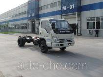 福田牌BJ1036V3JB5-D1型载货汽车底盘