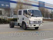 福田牌BJ1036V4AD5-A6型载货汽车底盘