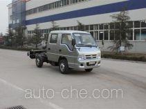 Foton BJ1032V3AL5-AK dual-fuel truck chassis