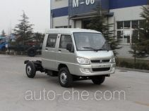 福田牌BJ1036V3AV4-GH型载货汽车底盘
