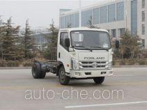 福田牌BJ1036V4JD5-A4型载货汽车底盘