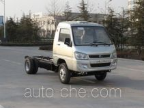 Foton BJ1036V5JL4-AB dual-fuel truck chassis