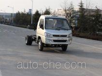 福田牌BJ1036V5JV5-F1型载货汽车底盘