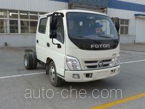 福田牌BJ1041V8AB4-A1型载货汽车底盘