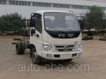 福田牌BJ1041V8JB4-A1型载货汽车底盘