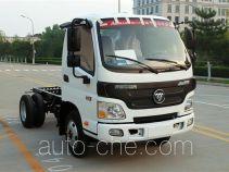 福田牌BJ1041V9JD3-A1型载货汽车底盘