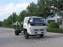 福田牌BJ1043V9PV6-A2型载货汽车底盘