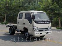 福田牌BJ1043V9ABA-M9型载货汽车底盘
