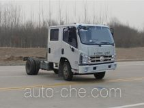福田牌BJ1043V9AEA-A8型载货汽车底盘