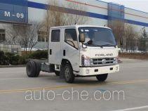 福田牌BJ1043V9AW6-L7型载货汽车底盘