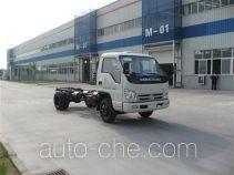 福田牌BJ1043V9JBA-M5型载货汽车底盘