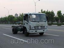 福田牌BJ1043V9JEA-J7型载货汽车底盘