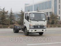 福田牌BJ1043V9JW6-L1型载货汽车底盘