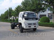 福田牌BJ1043V9PBA-M7型载货汽车底盘