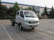 Foton short cab truck chassis