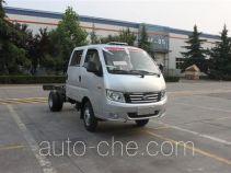 Foton BJ1046V9AB6-K6 шасси грузовика со сдвоенной кабиной