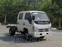 福田牌BJ1046V9AW5-E8型载货汽车底盘