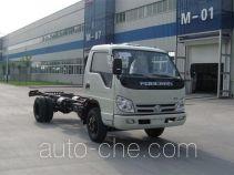 Foton BJ3046D9JBA-FD dump truck chassis