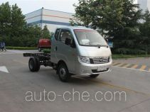 Foton extended cab truck chassis