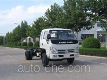 Foton BJ3046D9PBA-FD dump truck chassis