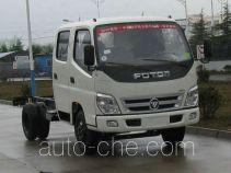 福田牌BJ1049V8AEA-FW型载货汽车底盘
