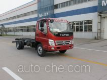 福田牌BJ1049V8JEA-F1型载货汽车底盘
