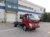 福田牌BJ1049V8JEA-F2型载货汽车底盘