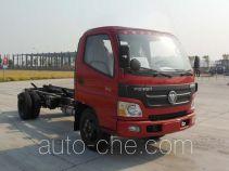 福田牌BJ1049V9JD6-A1型载货汽车底盘