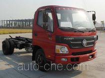 福田牌BJ1049V8JD6-A1型载货汽车底盘