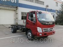 福田牌BJ1049V8JDA-A1型载货汽车底盘