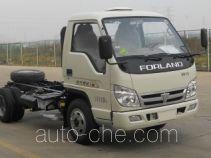 福田牌BJ1062ZLJE5-HD型载货汽车底盘